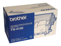 Brother TN-4100 - svart - original - tonerkassett