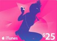ITUNES SILHOUETTE 250.00 (SWE) Obs! 10-pack.