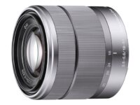 Sony SEL1855 - zoomlins - 18 mm - 55 mm