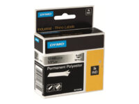 DYMO RhinoPRO Permanent Polyester - tejp - 1 rulle (rullar) - Rulle (2,4 cm x...