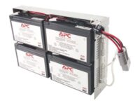 APC Replacement Battery Cartridge #23 - UPS-batteri - Bly-syra