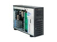Supermicro SuperServer 7046A-HR+F - tower - ingen CPU - 0 GB