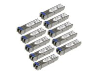 StarTech.com HP J4859C Compatible SFP Module - Lifetime Warranty - 10 Pack - ...
