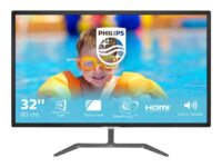 Philips E-line 323E7QDAB - LED-skärm - Full HD (1080p) - 32""