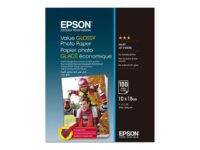 Epson Value - fotopapper - 100 ark - 100 x 150 mm - 183 g/m²