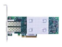 QLogic 16Gb FC Dual-Port HBA (Enhanced Gen 5) - Värdbussadapter - PCIe 3.0 x8...