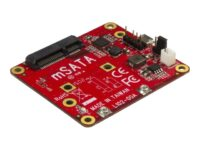 StarTech.com USB to mSATA Converter for Raspberry Pi and Development Boards -...