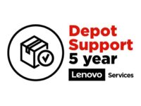 Lenovo Depot/Customer Carry-In Upgrade - utökat serviceavtal - 5 år