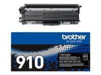 Brother TN-910BK - Ultra Jumbo - svart - original - tonerkassett