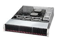 Supermicro SuperServer 2028R-E1CR24L - kan monteras i rack - ingen CPU - 0 GB