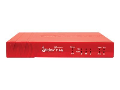 Trade up to WatchGuard Firebox T15-W with 3-yr Basic Securit