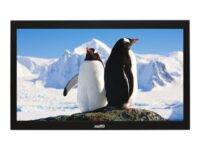"MultiQ 22M4 Media Monitor 21.5"" platt LCD-skärm - Full HD"