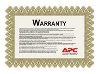 APC Extended Warranty Software Support Contract & Hardware Warranty - utökat ...