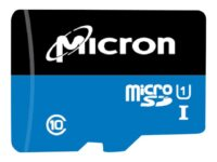 Micron Industrial - Flash-minneskort - 64 GB - A1 / UHS-I U1 / Class10 - mikr...