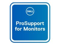 Dell Upgrade from 3Y Advanced Exchange to 3Y ProSupport for monitors - utökat...