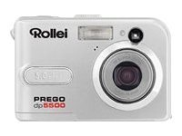 Rollei Prego dp5500 - digitalkamera