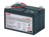 APC Replacement Battery Cartridge #3 - UPS-batteri - Bly-syra