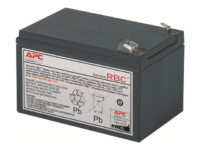 APC Replacement Battery Cartridge #4 - UPS-batteri - Bly-syra