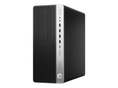 HP EliteDesk 800 G4 - tower - Core i7 8700 3.2 GHz - 8 GB - 256 GB