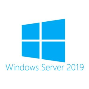 Microsoft Windows Server 2019 Standard Edition - Licens - 16 kärnor - OEM - ROK - DVD - BIOS-låst (Hewlett Packard Enterprise), Microsoft Certificate of Authenticity (COA) - engelska - Världsomspännande