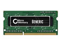 CoreParts - DDR3 - module - 4 GB - SO DIMM 204-pin - 1600 MHz / PC3-12800 - 1...
