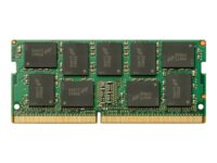 HP - DDR4 - 32 GB - SO DIMM 260-pin - 2666 MHz / PC4-21300 - 1.2 V - ej buffr...