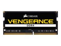 CORSAIR Vengeance - DDR4 - 32 GB - SO DIMM 260-pin - 2666 MHz / PC4-21300 - C...