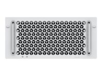 Apple Mac Pro - kan monteras i rack - Xeon W 3.3 GHz - 192 GB - SSD 2 x 1 TB ...