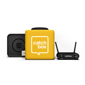 Catchbox Lite with Wireless Charger